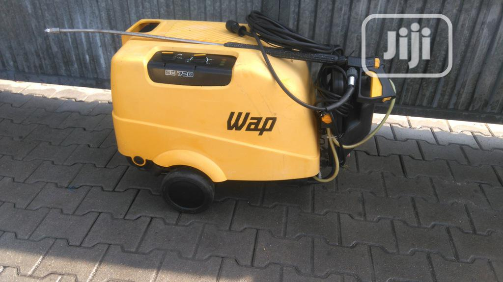 WAP SC 720 Hot And Cold Water High Pressure Washer For Commercial | Garden for sale in Ojo, Lagos State, Nigeria