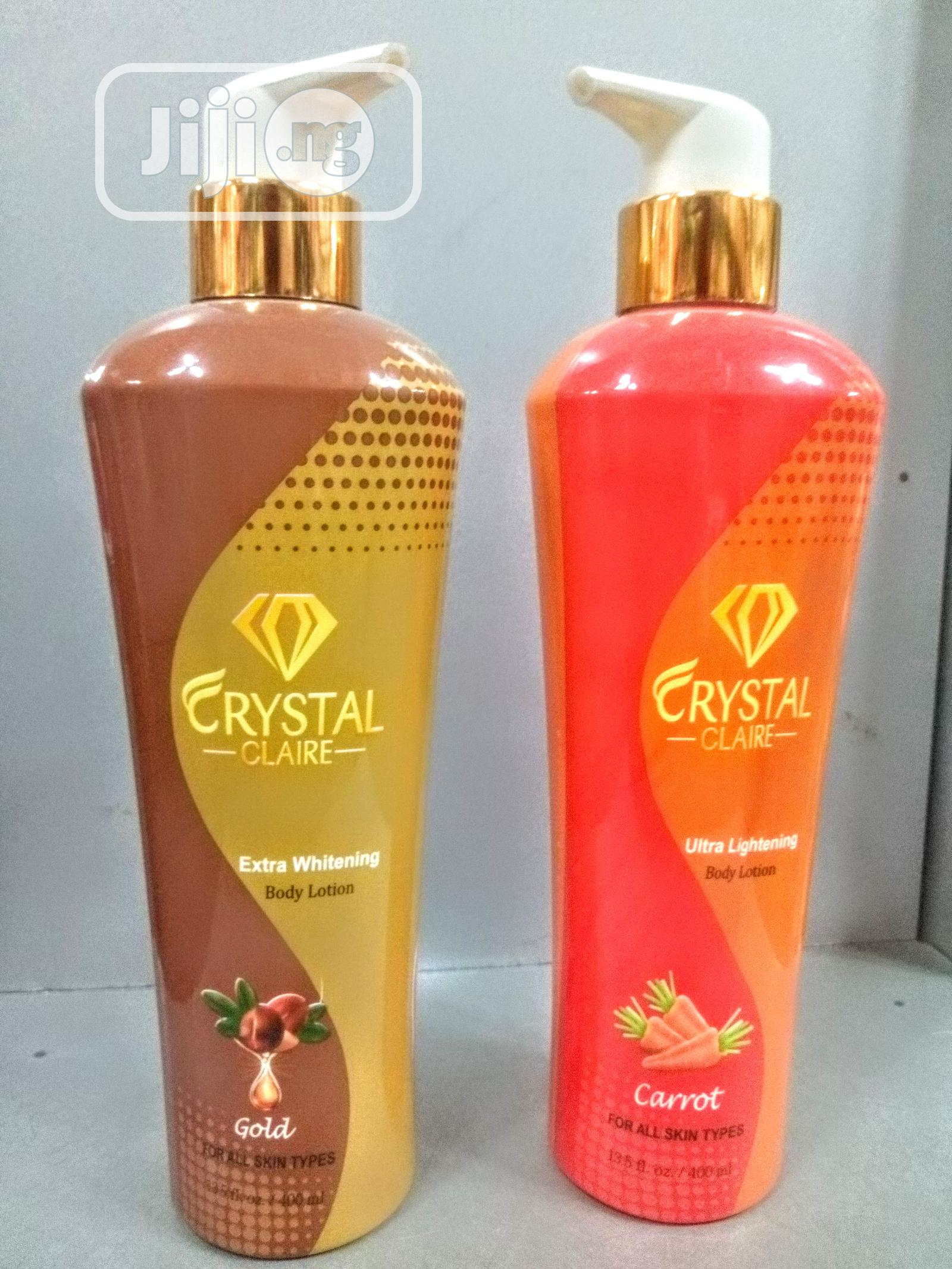 Crystal Claire Body Lotion -400ml