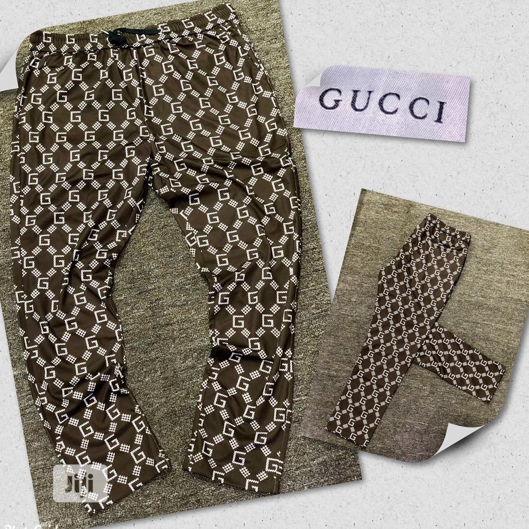 Designer Gucci Joggers Available in Colors and Sizes