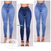 Quality Highwaste Jean's Trouser | Clothing for sale in Lagos State, Surulere