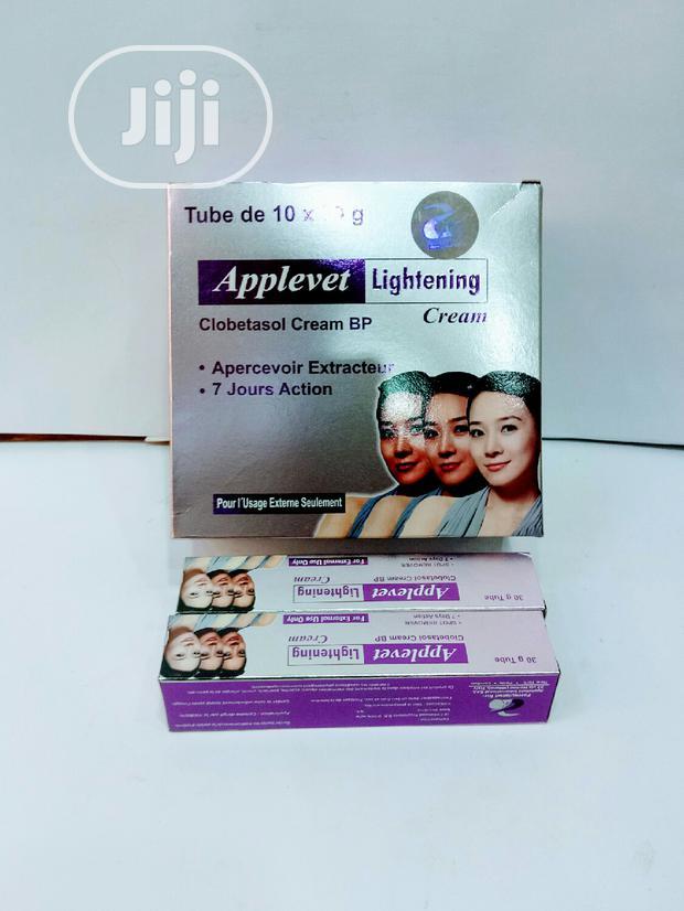 Applevet Tube Cream (Pack)