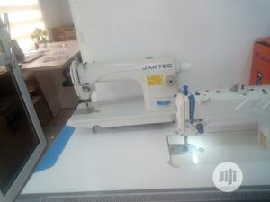 Jaktec Industrial Straight Sewing Machine (Free 2 Litre Oil) | Manufacturing Equipment for sale in Lagos State, Lagos Island (Eko)