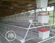 Dekoraj Galvanized Battery Imported Cage | Farm Machinery & Equipment for sale in Oyo State, Ibadan