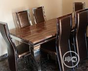This Is Brand New Quality Dining Table Six Seaters | Furniture for sale in Lagos State, Ikorodu