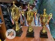 A Set Of Gold Trophy   Arts & Crafts for sale in Lagos State, Agboyi/Ketu