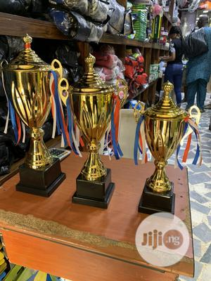 Gold Trophy   Arts & Crafts for sale in Lagos State, Ikorodu