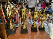Set Of Gold Trophy For Inter-house Sports | Arts & Crafts for sale in Lagos State, Victoria Island