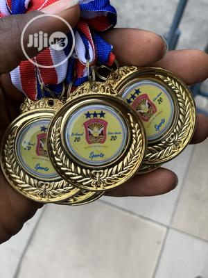 Medal With Printing | Arts & Crafts for sale in Lagos State, Maryland