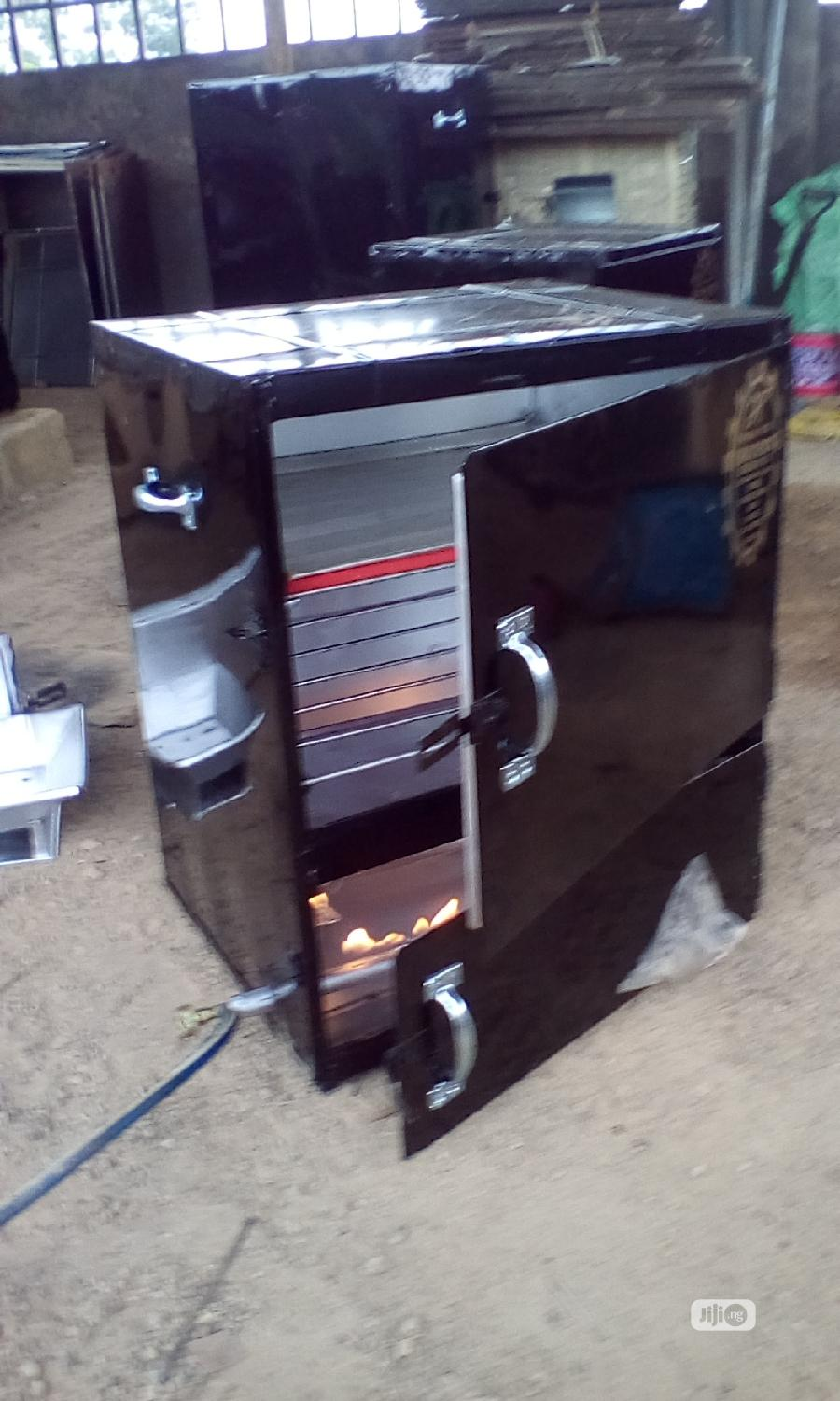 Easytech Gas And Charcoal Oven Enterprises