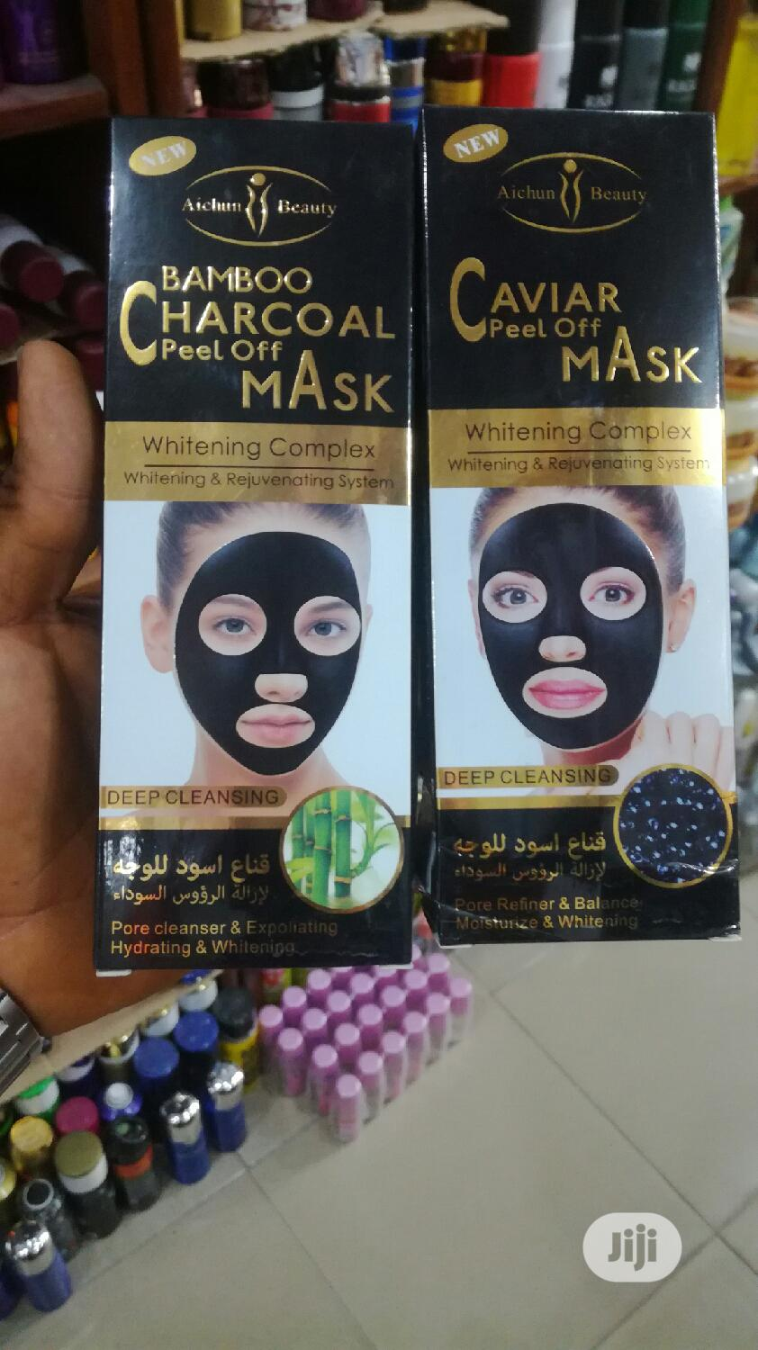 Sea Mud Peel Off Mask