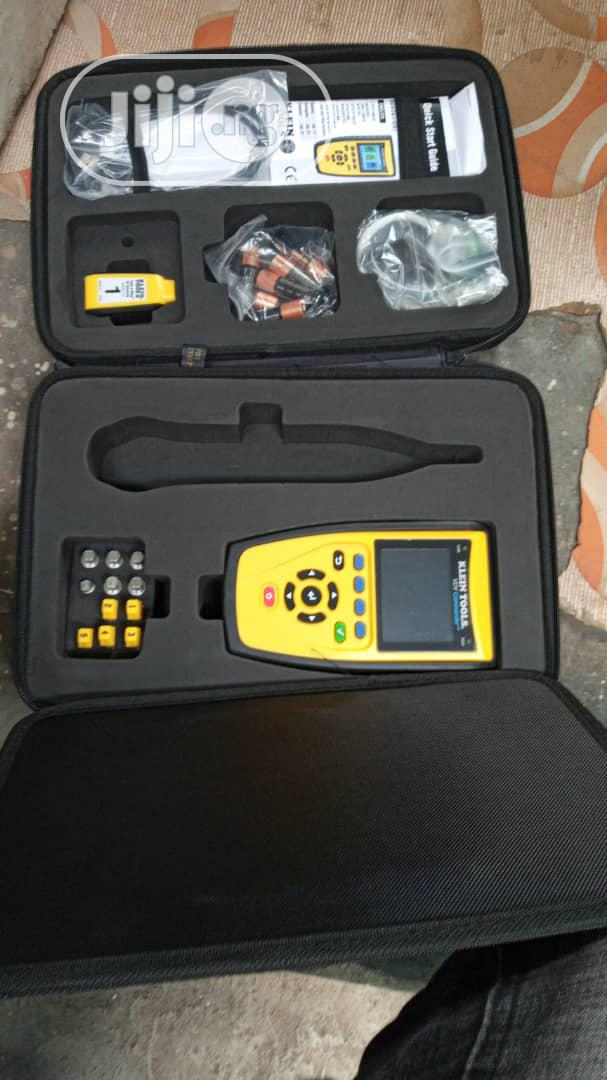 Klein Tools Cable Tester | Measuring & Layout Tools for sale in Amuwo-Odofin, Lagos State, Nigeria
