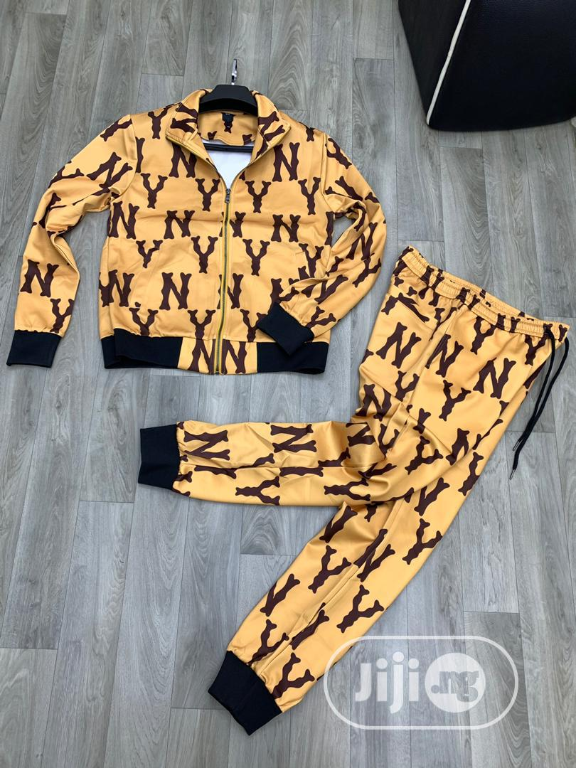 Fresh Designers Tracksuit 2020 | Clothing for sale in Ojo, Lagos State, Nigeria