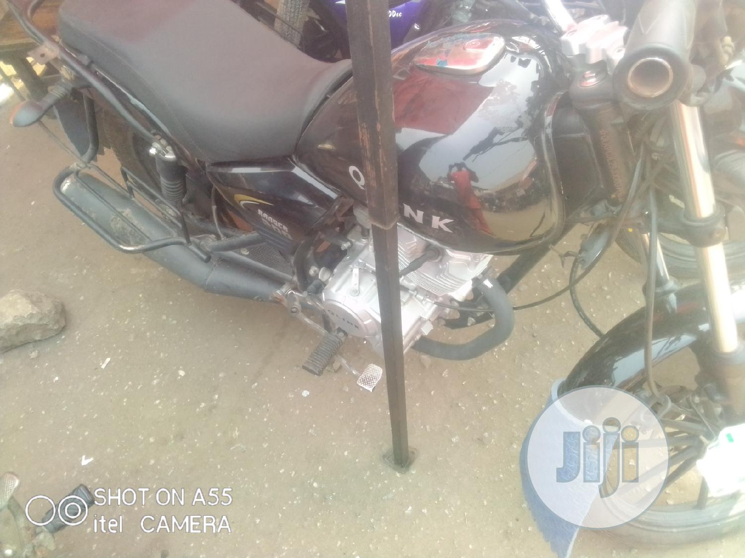Qlink X-ranger 200 2019 Black | Motorcycles & Scooters for sale in Yaba, Lagos State, Nigeria