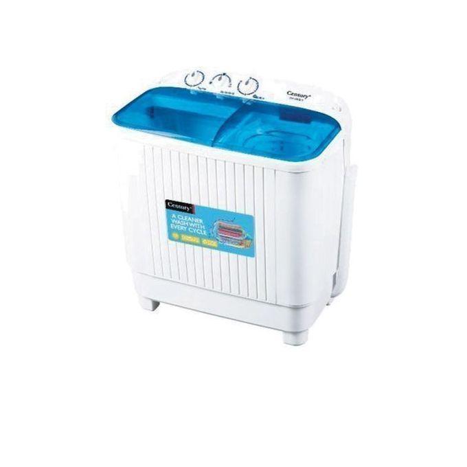 Century 6kg Automatic Washing Machine- White