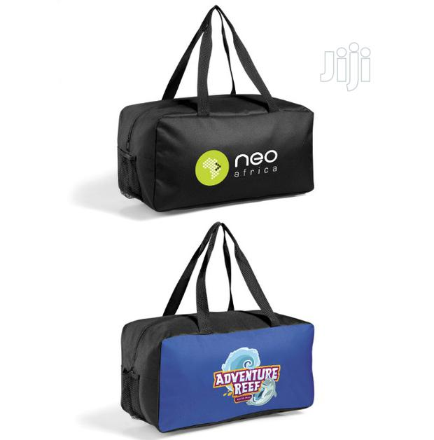 Sport Bag. Stay In The Mind Of Your Clients With Promotional Products