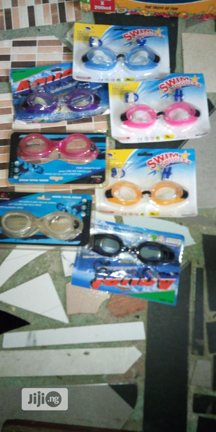 Swimming Goggles | Sports Equipment for sale in Agege, Lagos State, Nigeria