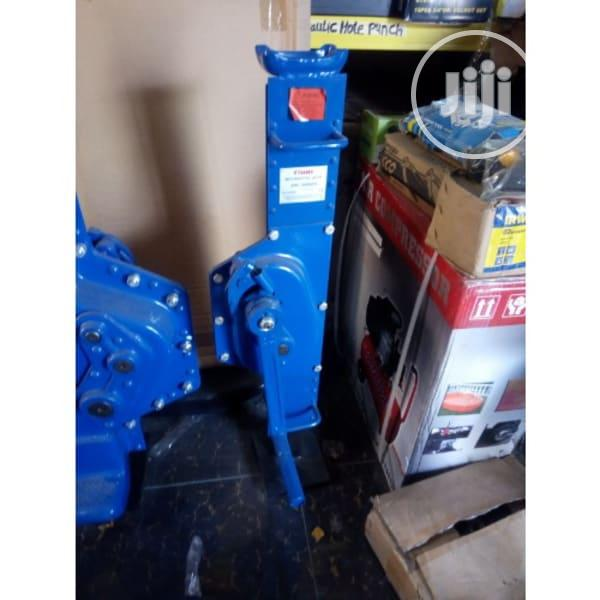 Mechanical Steel Jack -5ton | Hand Tools for sale in Ojo, Lagos State, Nigeria