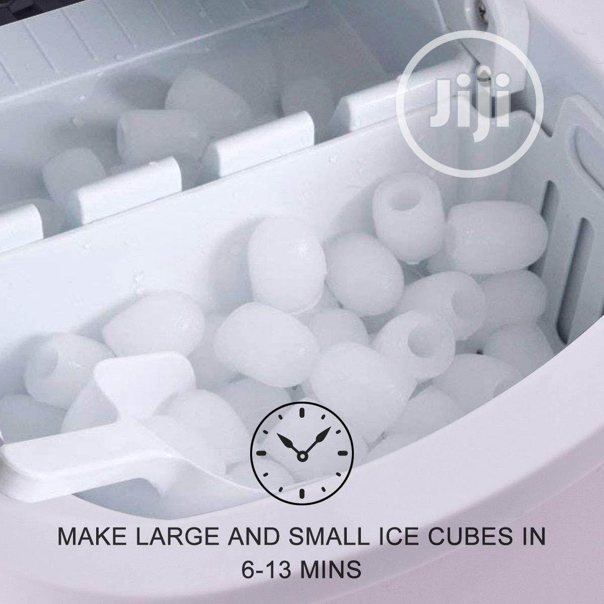 COSTWAY Ice Maker for Countertop Compact Ice Maker Machine | Kitchen Appliances for sale in Ikeja, Lagos State, Nigeria