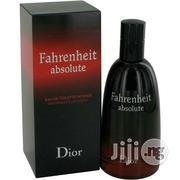 Fahrenheit Designer Perfume 100ml Authentic   Fragrance for sale in Lagos State