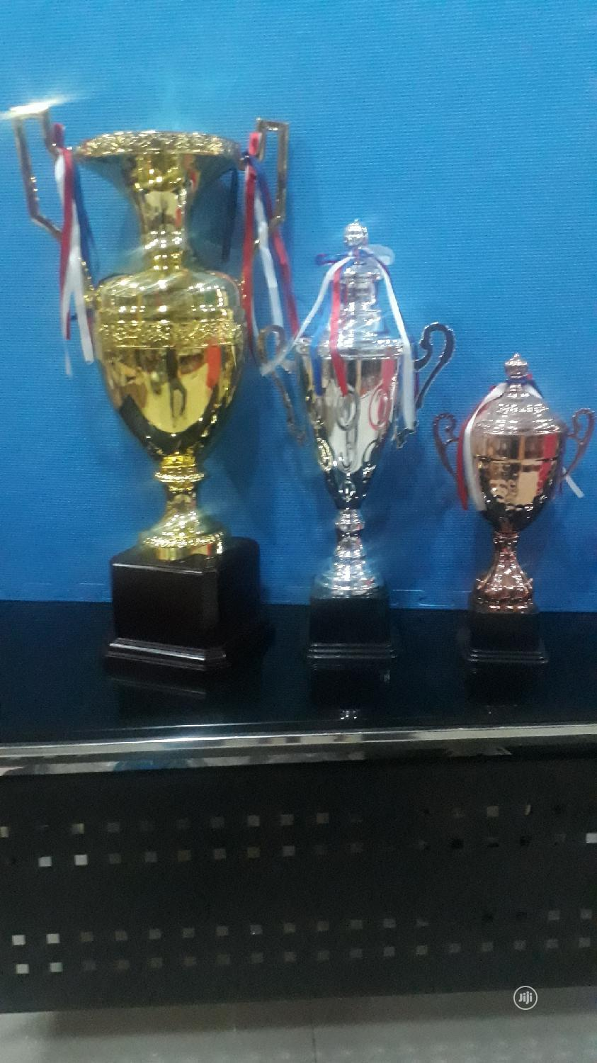 Trophies Gold   Arts & Crafts for sale in Galadimawa, Abuja (FCT) State, Nigeria