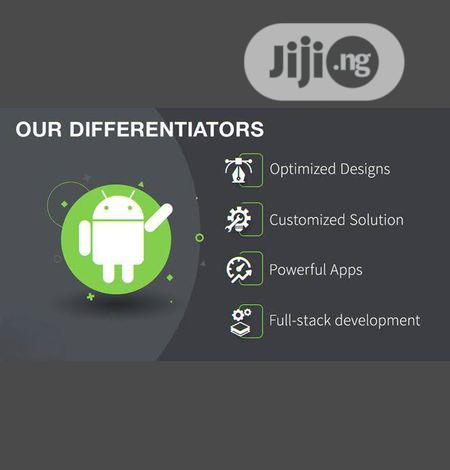 We Build Android Apps And Make Your Website Into Android App | Computer & IT Services for sale in Ojo, Lagos State, Nigeria
