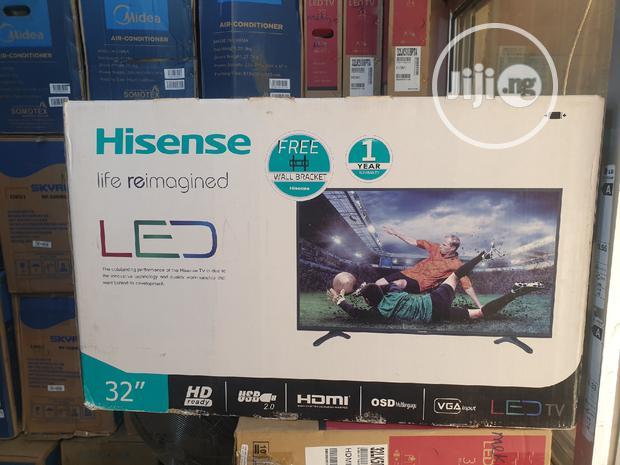 Hisense 32inches LED TV