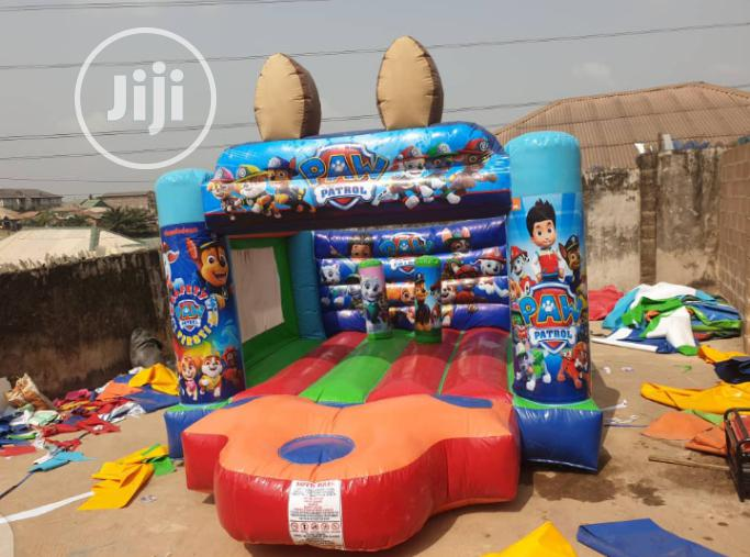 Paw Patrol Bouncing Castle For Sale