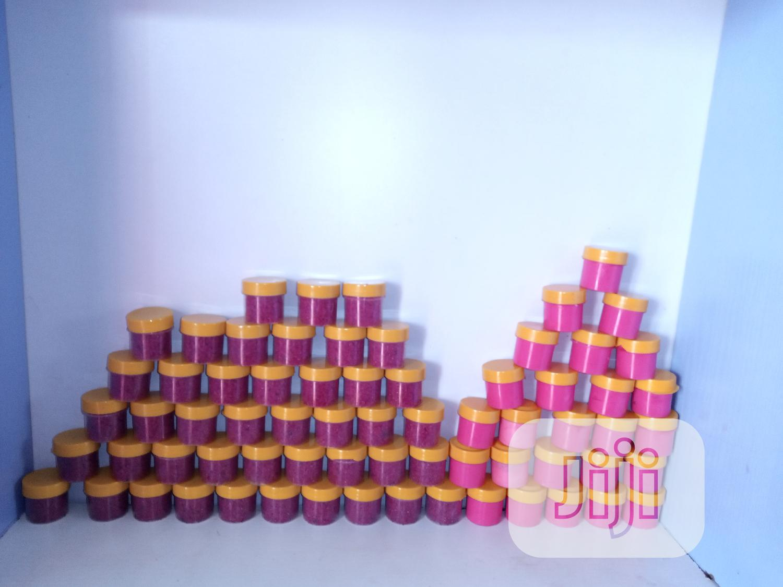 2020 Edition Permanent Pink Lip Balm + Scrub Get Permanent Pink Lip | Skin Care for sale in Ibadan, Oyo State, Nigeria