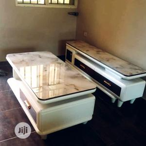 Quality Tv Stand And Center Table | Furniture for sale in Lagos State, Shomolu