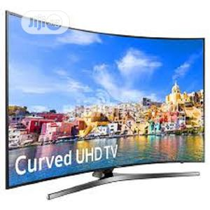 """Samsung 55"""" Inch Curve TV   TV & DVD Equipment for sale in Lagos State, Ikeja"""