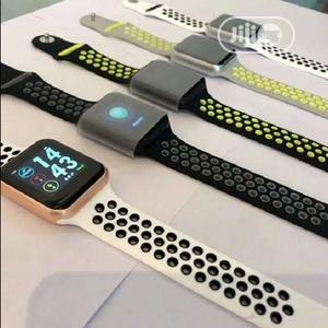 Health Monitor Water Proof Smart Watch And Fitness Tracker | Smart Watches & Trackers for sale in Lagos State, Ikeja