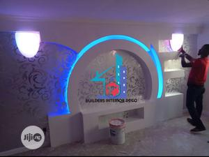 Tv Concept Design / Wall Design | Building & Trades Services for sale in Abuja (FCT) State, Asokoro