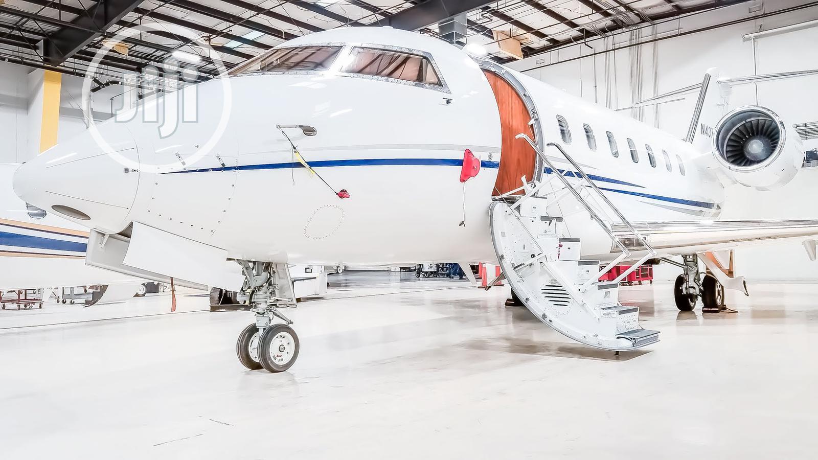 Private Jet Services In Nigeria
