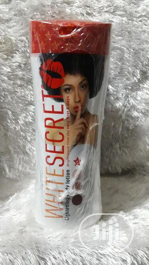White Secret Lotion -500ml Pack of 3   Bath & Body for sale in Lagos State, Ikotun/Igando