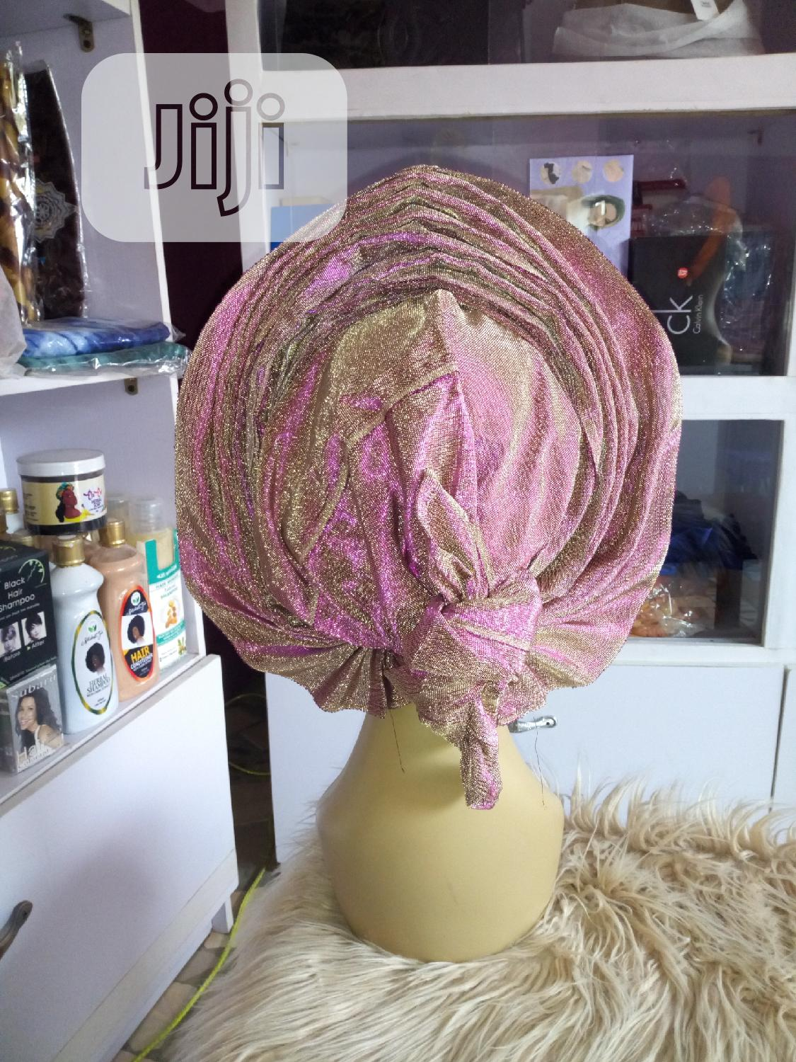 Bridal Autogele   Clothing Accessories for sale in Ikeja, Lagos State, Nigeria