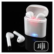 I7s Tws Wireless Bluetooth Earbuds Stereo Earphone Headphone | Headphones for sale in Lagos State, Ikeja