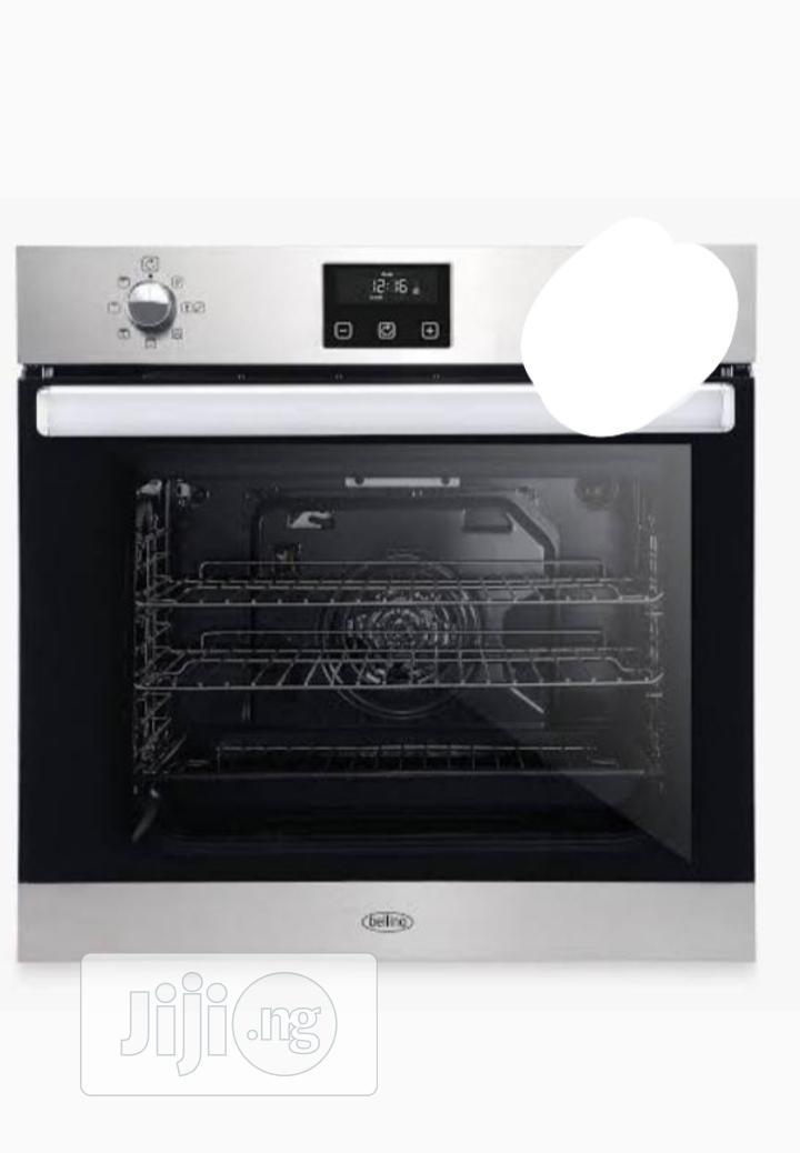 Belling Unit S Electric Oven 60cm In Lekki Kitchen Appliances Royal Brand Jiji Ng