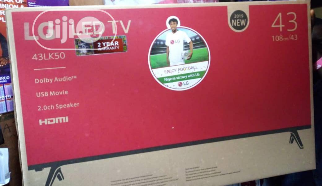 LG Led TV,43 Inches