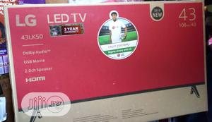 LG Led TV,43 Inches | TV & DVD Equipment for sale in Lagos State, Ojo
