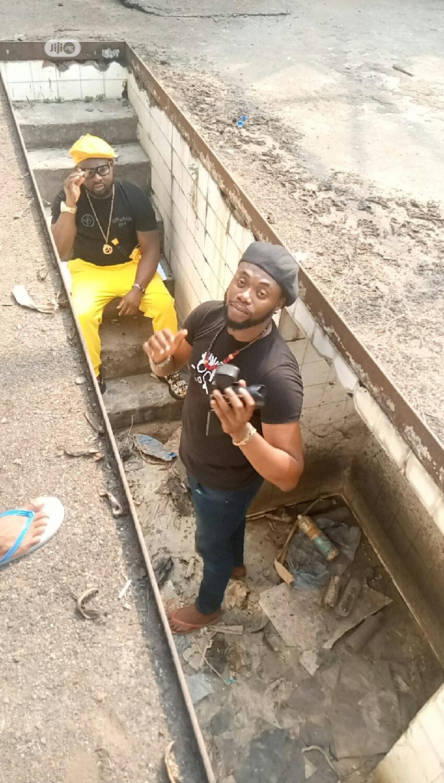 Cinematographer / Video Editor   Arts & Entertainment CVs for sale in Ajah, Lagos State, Nigeria