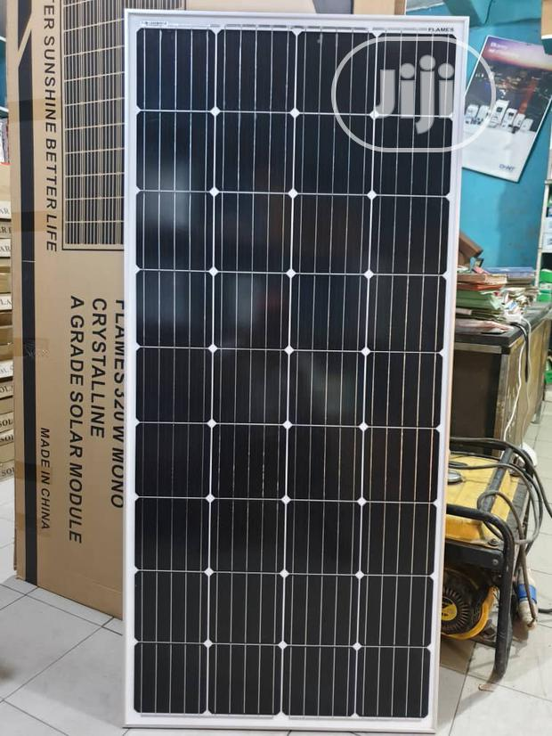 Flames 150W Mono Crystalline a Grade Solar Panel