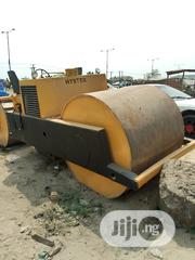 Well Maintained Hyster Double Drum Roller Compactor   Heavy Equipment for sale in Lagos State, Ajah