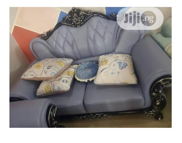 Executive Royal Set of Cushion Chairs By7