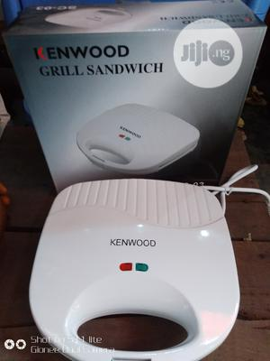 Kenwood Grill Sandwich | Kitchen Appliances for sale in Lagos State, Lagos Island (Eko)