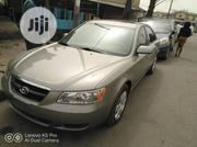 Hyundai Sonata 3.3 V6 GLS Automatic 2008 Green | Cars for sale in Lagos State, Surulere