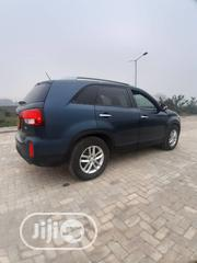 Kia Sorento 2014 LX 4dr SUV (2.4L 4cyl 6A) Blue   Cars for sale in Lagos State, Ajah