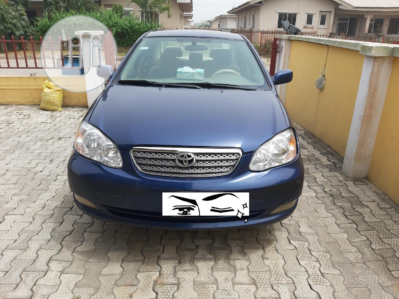 Archive Toyota Corolla 2005 Blue In Ajah Cars Gbenga Adegboye Jiji Ng For Sale In Ajah Gbenga Adegboye On Jiji Ng