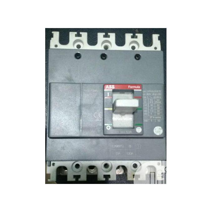 Abb Mccb 4pole 63amp Breaker- Formula