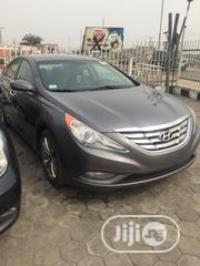 Hyundai Sonata 2010 Gray | Cars for sale in Lagos State, Ajah