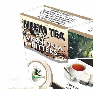 Crush Malaria and Typhoid With Neem Tea Plus Vernonia Bitters   Vitamins & Supplements for sale in Plateau State, Jos